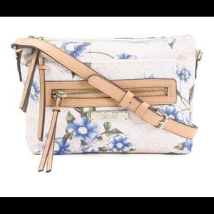Beautiful Jones New York Tracy Crossbody Floral